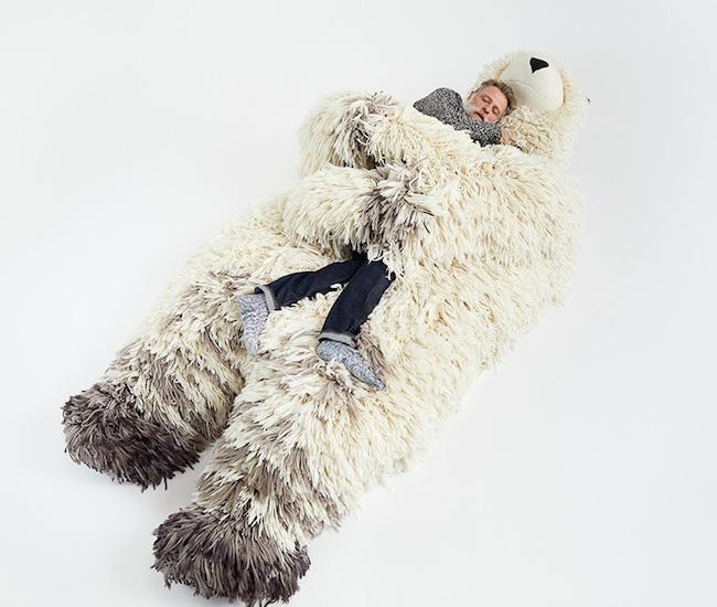 【捕鱼王】Endangered系列造型椅 编织技艺打造疗愈野生动物椅