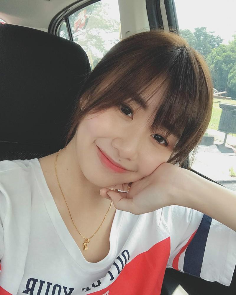 【捕鱼王】素人正妹Debby Tan 甜美笑容美女像个天使