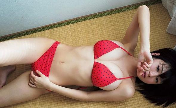 【捕鱼王】写真女优RaMu最新写真 尺度大开令人血脉喷张