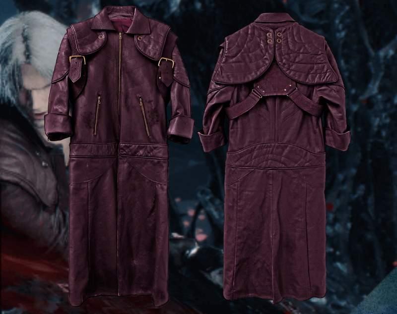 【捕鱼王】《恶魔猎人5》特典版实体cosplay服装 超豪华限定版贵到哭
