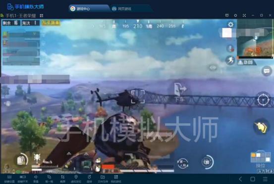 【捕鱼王】和平精英火力对决模式重武器实战经验及手机模拟大师电脑运行攻略