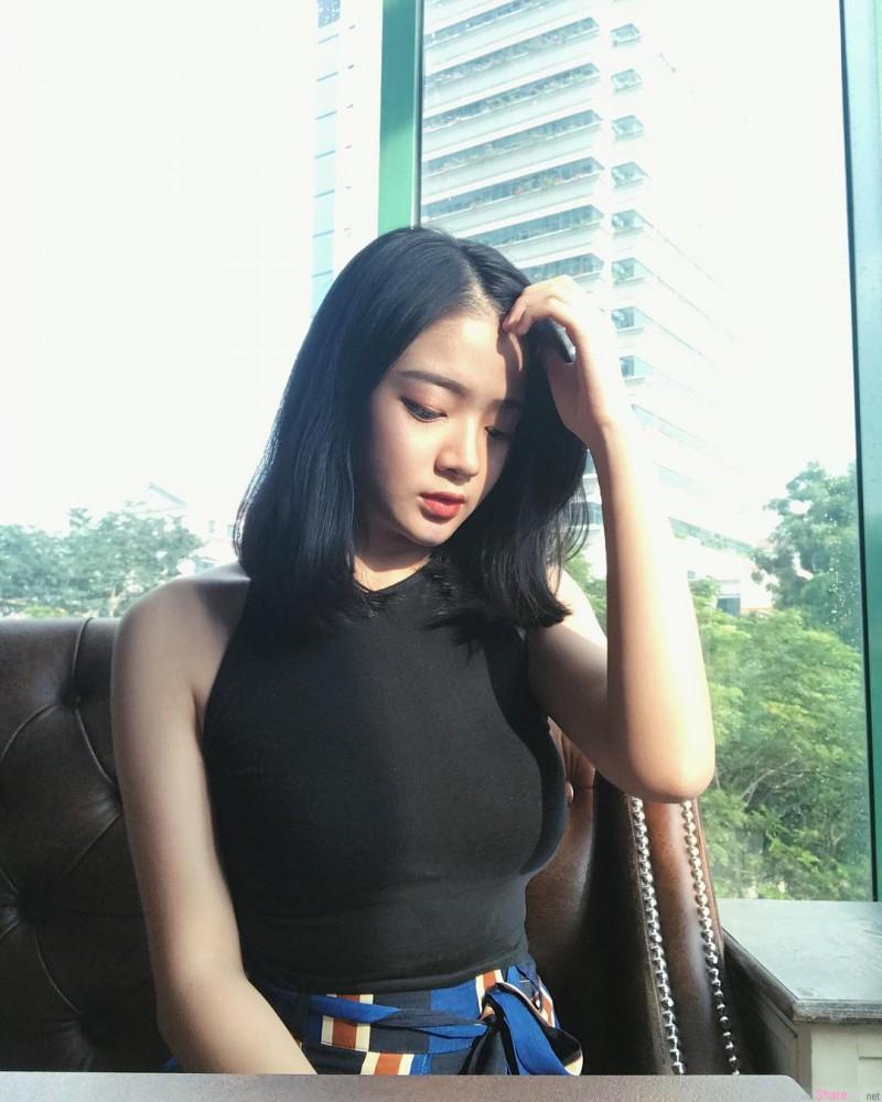 【捕鱼王】大马正妹林晋妤Sharon Lim 甜美气质散发迷人仙气