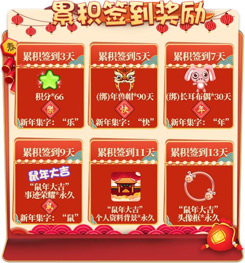 【捕鱼王】灵鼠闹新年!《推理学院》盛大开启春节活动