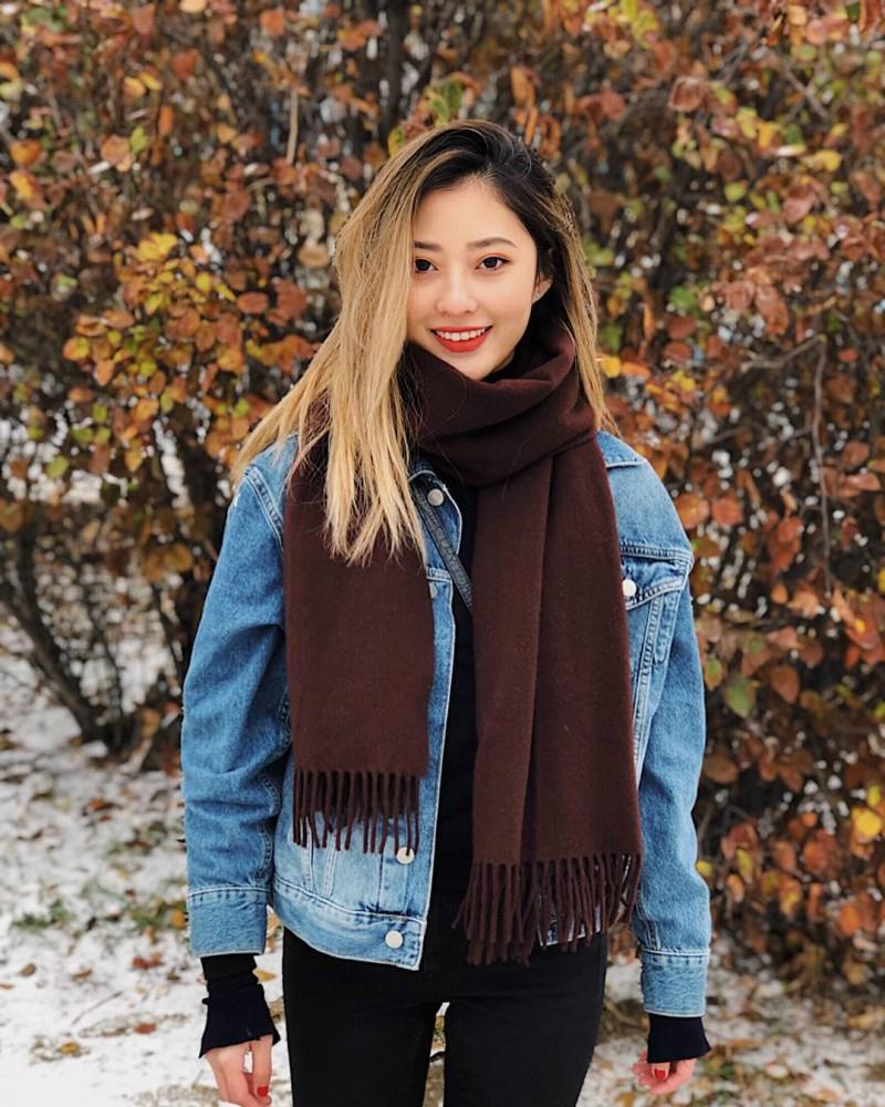 【捕鱼王】旅游美女Selina晒旅游照 笑容甜美气质迷人